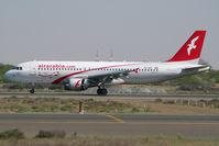 A6-ABC @ SHJ - Air Arabia Airbus 320