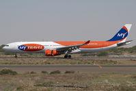 OY-VKH @ SHJ - My Travel Airbus 330-300