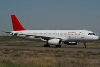 VT-ESG @ SHJ - Air India Airbus 320