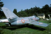 79 @ FLIXTON - Preserved in the Norfolk and Suffolk Air Museum.