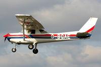 G-BGAE @ EGSF - Aerolease Ltd - by Chris Hall