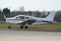 G-BOZI @ EGSF - Aerolease Ltd - by Chris Hall