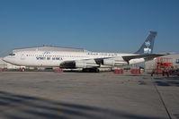 5Y-BRV @ SHJ - Spirit of Africa Boeing 707-300 - by Dietmar Schreiber - VAP