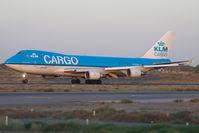 PH-CKD @ SHJ - KLM Boeing 747-400