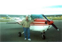 C-GJKR @ CYQV - I soloed in this O'l girl and did my flight test in her. Great memories - by Brent Weaving