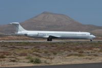 EC-JUG @ GCRR - Anonymous looking MD-83 at Arrecife , Lanzarote in March 2010 - by Terry Fletcher