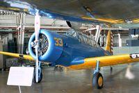 42-90629 - Vultee BT-13B Valiant at the USAF Museum, Dayton OH