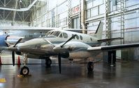 66-7943 - Beechcraft VC-6A King Air of the USAF at the USAF Museum, Dayton OH