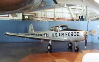 47-1347 - North American L-17A Navion of the USAF at the USAF Museum, Dayton OH