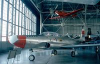 51-4120 - Lockheed NT-33A-1-LO of the USAF at the USAF Museum, Dayton OH