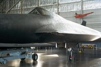 60-6935 - Lockheed YF-12A of the USAF at the USAF Museum, Dayton OH