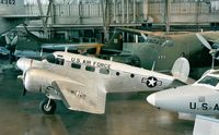 52-10893 - Beechcraft C-45H Expeditor of the USAF at the USAF Museum, Dayton OH