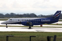 G-MAJV @ EGCC - Eastern Airways British Aerospace Jetstream 41 - by Peter Baireder