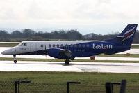 G-MAJV @ EGCC - Eastern Airways British Aerospace Jetstream 41 - by Peter Baireder