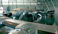 53-7885 - Lockheed VC-121E Columbine III of the USAF at the USAF Museum, Dayton OH