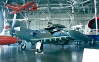 N481PE - Piper PA-48 Enforcer at the USAF-Museum, Dayton OH