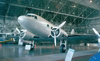38-0515 - Douglas C-39 of the USAAF at the USAF Museum, Dayton OH - by Ingo Warnecke