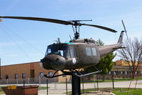 67-17250 @ BNW - At the Army National Guard entrance - by Glenn E. Chatfield