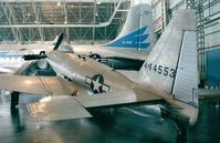 44-44553 - Fisher P-75A Eagle of the USAAF at the USAF Museum, Dayton OH
