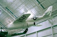 50-1838 - Bell X-5 at the USAF Museum, Dayton OH
