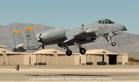 81-0960 @ LSV - take off at Nellis - by J.G. Handelman