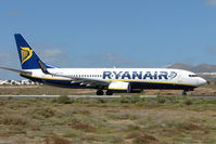 EI-EBB @ GCRR - Ryanair B737 at Arrecife , Lanzarote in March 2010