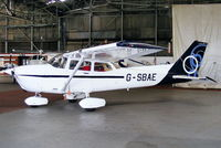 G-SBAE photo, click to enlarge