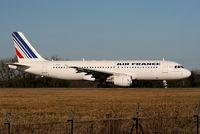 F-GKXT @ EGCC - Air France - by Chris Hall