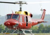 CC-CRB @ EDDR - Bell 212 - by Volker Hilpert