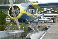 C-FOCC - C-FOCC at Eva Lake, Kashabowie Float Plane Base - by Mark Putzer
