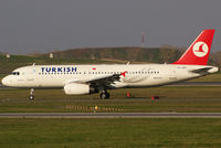 TC-JPC @ VIE - Turkish Airlines Airbus A320-232 - by Joker767