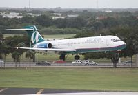 N896AT @ TPA - Air Tran 717