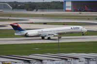 N951DL @ TPA - Delta MD-88