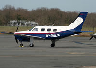 G-DNOP @ LFRD - Parked at the airport... - by Shunn311