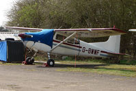 G-BWWF - 1962 Cessna CESSNA 185A at Hinton