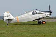G-BCPD - 1952 Constructions Aeronautique De Bearn MINICAB GY 201
