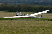 G-DESU - Based Glider at Hinton