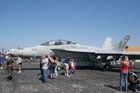 166811 @ MCF - F-18F Super Hornet