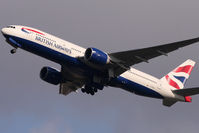G-ZZZA @ EGLL - Departing 27L - by N-A-S