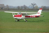 G-OVMC @ EGBW - 1979 Reims Aviation Sa REIMS CESSNA F152 at Wellesbourne