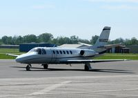 N550CZ @ DTN - At Downtown Shreveport.