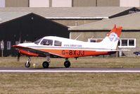 G-BXJJ @ EGHH - 1989 Piper PIPER PA-28-161 At Bournemouth