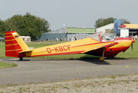 D-KBCF @ EDRP - at pir - by Volker Hilpert