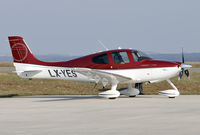 LX-YES @ EDRZ - SR22 Turbo
