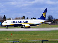 EI-DPM @ EGCC - Ryanair - by Chris Hall