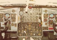 58-0071 - KC-135Q Instrument Panel, Malmstrom AFB, 1975 - by Onmark57
