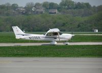 N12064 @ KLUK - Visitor from I69 - by Kevin Kuhn