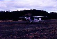 N1325A - Taken on Kodiak, Miller Field, May 1975 - by R. Kimel
