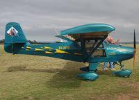 24-3158 @ YMEL - Skyfox Gazelle Ca25n 24-3158 at Melton airshow 20 Mar 2010 - by red750