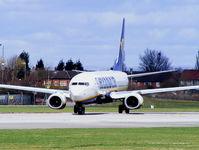 EI-DPM @ EGCC - Ryanair - by Chris Hall